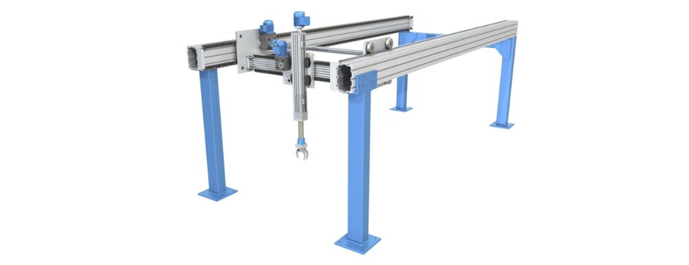 HepcoMotion Linear Gantry System