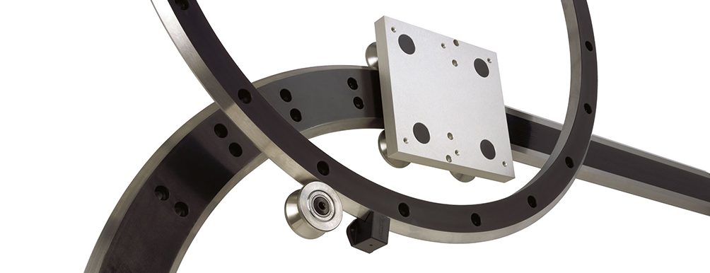 Heavy Duty Ring and Track Systems