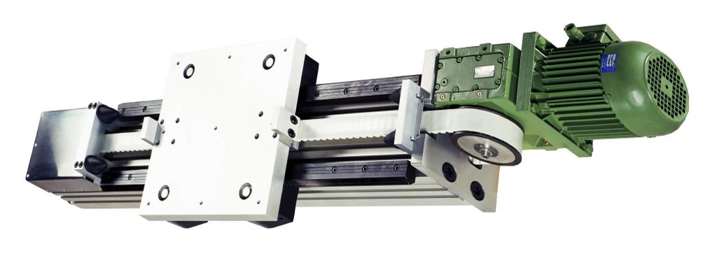 Heavy Duty Belt Driven Actuator