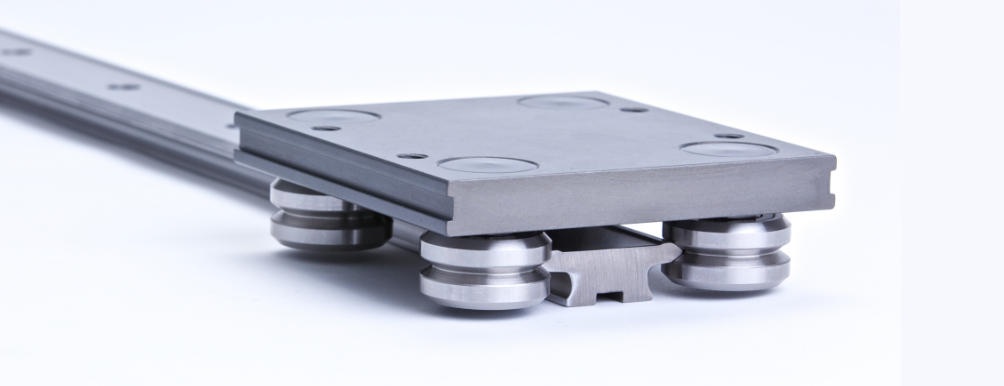 HepcoMotion - High Temp & Vacuum Bearings SL2 3