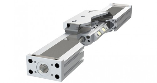 Lightweight Screw Driven Actuator
