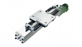 HepcoMotion - Heavy Duty Belt Driven Actuator 01