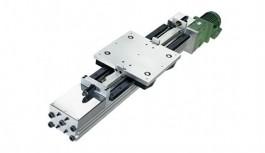 HepcoMotion - Heavy Duty Belt Driven Actuator 01