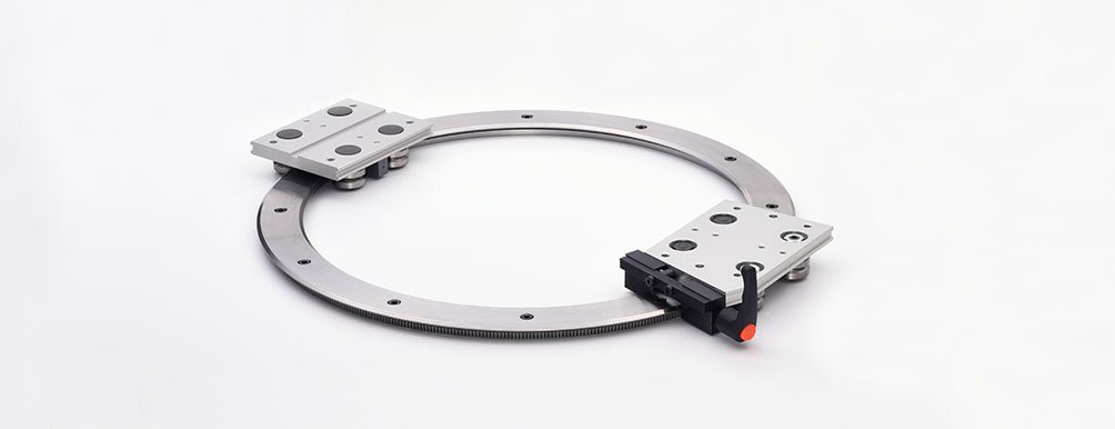 HepcoMotion - PRT2 Precision Rings and Ring Segments