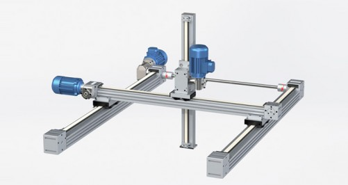 HepcoMotion - System Solutions and Motion Control Gantry