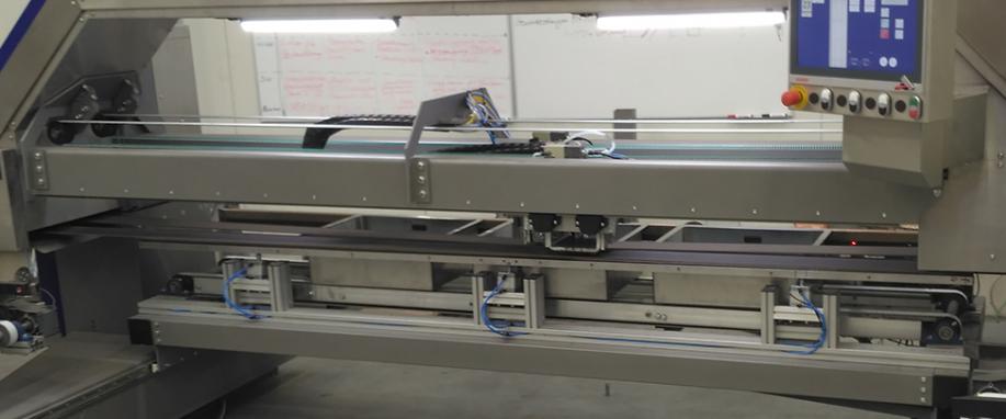 Для шлифовальной линии, обрабатывающей 40 000 раковин в год, требуются высокоточные направляющие
