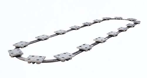 HepcoMotion - Кольцевые направляющие, системы криволинейных направляющих и их сегменты