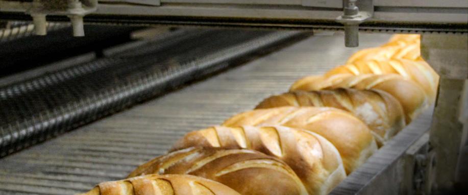 Надежные и неприхотливые приводы HepcoMotion в  высокопроизводительной линии для производства хлеба